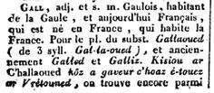 Le Gall de Basse Bretagne et d'ailleurs...: Tout commence ici...