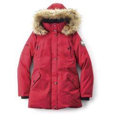 Alpinetek® Women's Down Parka - Sears Canada Shopping, Duvet, Down Parka, Online Furniture, Canada Goose Jackets, Winter Fashion, Winter Jackets, Winter Style, Clothes