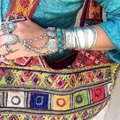 Plaqué Argent Layered Coin Collier chaîne en métal Kuchi Boho Belly Dance Jewelry
