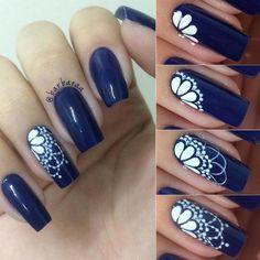 2 diseños únicos para tus uñas paso a paso, ¡no te lo pierdas!