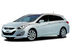 The Hyundai I40 Diesel Estate  #carleasing deal | One of the many cars and vans available to lease from www.carlease.uk.com