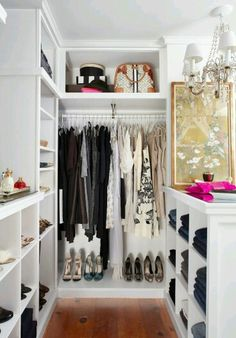 Gorgeous Ideas For A Small Walk In Closet Design Sutton Room With White Chandelier Shade Lighting And Europan