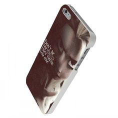Queen Elsa Quote For  iPhone 4/4s/5/5c/5s iPod by PanturaLiveCase, $15.00