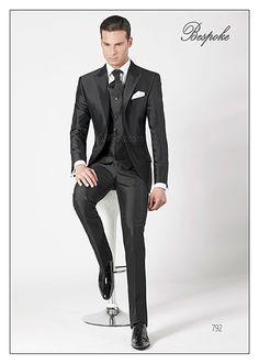 Traje de novio negro modelo 792 ONGala wedding suits