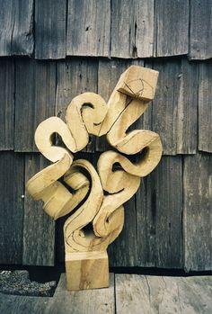 John McAbery - houtsnij proces - stap 3