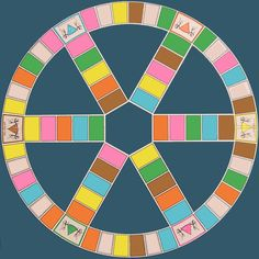 Your own trivial board game Trivial Pursuit, Board Game Template, Kindergarten Lessons, Music Class, Board Games, Musicals, Crafts For Kids, Boards, Diagram