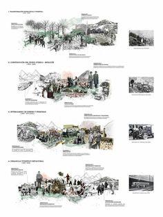 Site analysis background a r c h i architektur zeichnungen, Collage Architecture, Site Analysis Architecture, Architecture Mapping, Architecture Presentation Board, Architecture Graphics, Architecture Portfolio, Architecture Drawings, Landscape Architecture, Architecture Diagrams