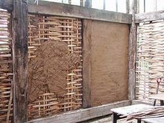 Wattle and Daub Homes - The Process