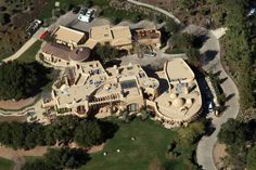 Celebrity Mansions-: Jada Pinkett Smith and Will Smith