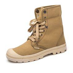 MVPBOY Brand Canvas Boot Men Shoes 2017 New Fashion Lace-Up High Quality Dustproof Design Comfortable Ankle Casual Men Boots Men's Boots, Combat Boots, Ankle Boots, Casual Boots, Men Casual, Fashion Brand, New Fashion, Mens Boots Fashion, Shoes 2017