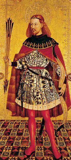 Ausiàs March   [València?, ~1397/~1400 — València, 3 de març de 1459]   Poeta. De família noble, tingué una vida atzarosa a nivell amorós i també familiar. Però de March en destaca sobretot la seva producció poètica.  Ausiàs March    [Valencia?, ~ 1397 / ~ 1400 - Valencia, March 3, 1459]  Poet. Of noble family, had an eventful life at love and family. But March is particularly remarkable in his poetic production.