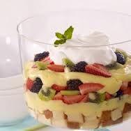 Terrifically Quick Trifle