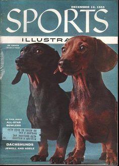 Sports Illustrated December 12 1955