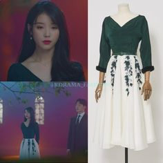 Discover recipes, home ideas, style inspiration and other ideas to try. Elegant Dresses For Women, Nice Dresses, Ulzzang Fashion, Korean Fashion, Luna Fashion, Floral Lace Dress, Elegant Outfit, Outfit Goals, Vintage Outfits