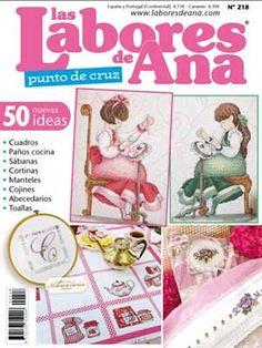 Ya puedes adquirir tus revistas de Patchwork y labores de...