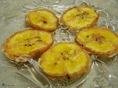 Bananove chipsy