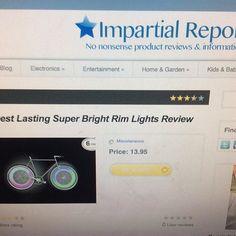#bikelights - http://www.impartialreport.com/bikelights/