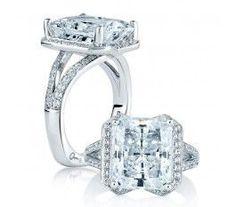 Idée et inspiration Bague Diamant :   Image   Description   A. Jaffe MES403