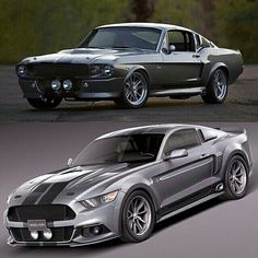 Mustang Shelby Eleanor