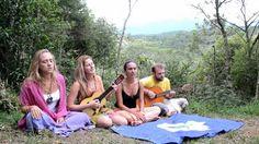 Chicas Pacha... na comunidade Nhanderu'ete