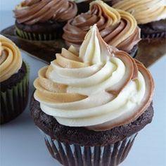 Buttermilk Chocolate Cake with Fudge Icing - Allrecipes.com