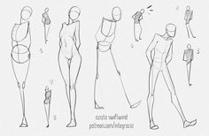 No Hands Poses Drawing reference practice human body anatomy tutorial female male man woman standing poses Human Anatomy Drawing, Drawing Body Poses, Body Reference Drawing, Drawing Reference Poses, Anatomy Reference, How To Draw Anatomy, Drawing Tips, Human Drawing Reference, Human Body Drawing