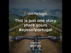 "Trip around Portugal in 30 seconds - 1.000.000 Views of Portugal Challenge 13.05.2015 | This is one story in a million. Now we want yours! Submit it via Twitter or instagram with the phrase ""I'm entering the #eyesofportugal challenge and agree with the rules"", or via the app at www.facebook.com/Visitportugal/app_802526683091048 and you can win a week in Portugal! Rules: www.facebook.com/notes/visit-portugal/1000000-views-of-portugal-competitionpassatempo-rulesregulamento/1125335114158572"