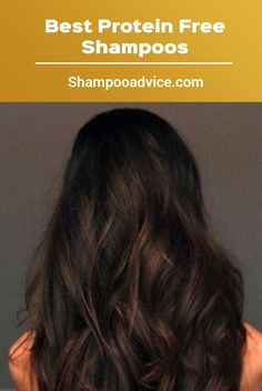 That can occur without the presence of protein so we wanted to give you a list of the top protein-free shampoos so you can cleanse your hair without worrying if that shampoo is doing double-duty on protein. Best Protein, Best Shampoos, Cleanse, Your Hair, Curls, Long Hair Styles, Top, Free