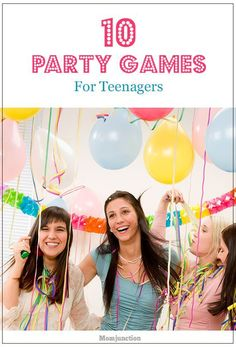 10 Fun Party Games For Teenagers. Steal the Gifts