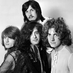 On this day in 1968, Jimmy Page, Robert Plant, John Paul Jones and John Bonham played together for the first time