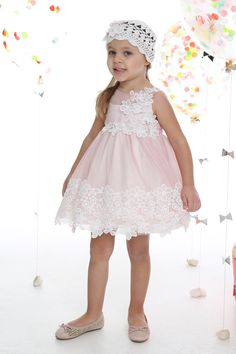 Shop Children & Designer clothes, featuring luxury kids clothing brands from around the world. Luxury boys and girls designer clothing, from shirts to dresses and swimwear to formal trousers, Junior Couture has every fashion covered for stylish kids. Girls Formal Dresses, Wedding Dresses, Pink Dress, Flower Girl Dresses, Kids Clothing Brands, Fashion Cover, Designer Kids Clothes, Stylish Kids, Floral Lace