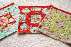 Why Not Sew?: Farmer's Wife in Your Life - Letter Holder