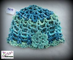 Toddler Lacy Cloche by AuntMosWarmFuzzies on Etsy, $14.00