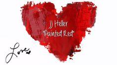 JJ Heller | Painted Red (With Lyrics) | Album:  Painted Red | Songwriter: JJ Heller.  Christian music video. | YouTube