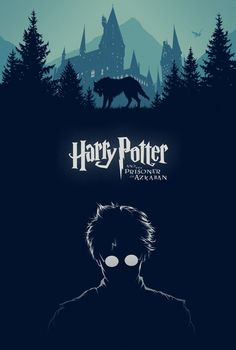 Harry Potter and the Prisoner of Azkaban poster by Cameron Lewis