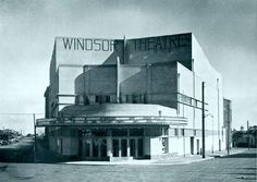 Hoyts ozone theatre at colonel light gardens south australia now a chemist king old picture for Victoria gardens movie theater