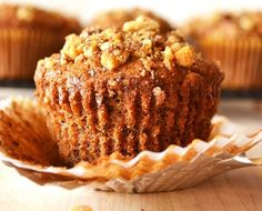 BANANA NUT MUFFINS Banana nut muffins, this is so quick , easy, moist, & full of flavor. These delicious muffins are one of my all time favo. Banana Nut Muffins, Chewy Chocolate Chip Cookies, Chocolate Chips, Chocolate Cake, Recipe For 4, Walnut Cake, Baked Goods, The Best, Favorite Recipes