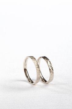 Snubní prstýnky Angelica a Aristolochia