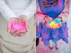 Color up the Winter | After Wedding | Sabrina and Hubert