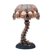 Nemesis Now 'Atrocity' Skull and Spine Desk or Table Lamp 37.5cm 40W Light