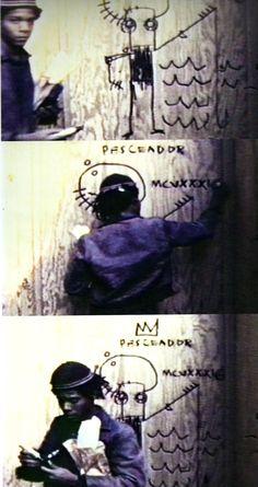 Jean Michel Basquiat by Dieter Buchhart