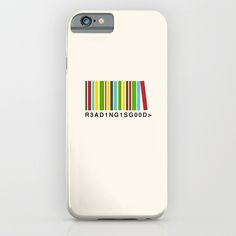 Reading is good iPhone & iPod Case