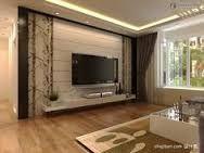 Modern Living Room Wall Mount TV Design Ideas | Mounted tv, Modern ...