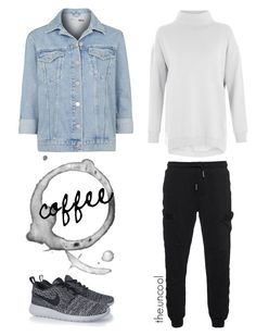 """""""Untitled #20"""" by the-uncool-collective on Polyvore featuring Topshop, True Religion and NIKE"""