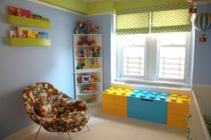 Cool Kids Room Design Ideas, Pictures, Remodel, and Decor - page 2