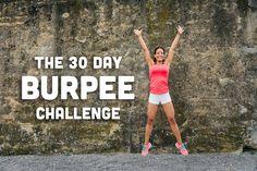 The 30-Day Burpee Challenge