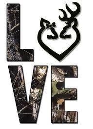 Browning deer love