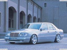 Wald Mercedes-Benz W124 E (1999)