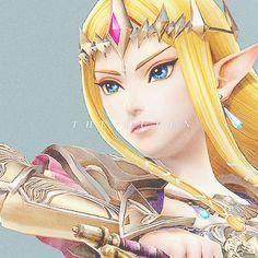 Zelda, The Queen   Hyrule Warriors