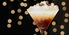 Sambuca Coffee Frappe: 40 ml sambuca 20 ml coffee liqueur (Kahlua) Stir both ingredient with ice. Build in cocktail glass with crushed ice. Garnish with a three roasted coffee beans. -- anything coffee flavored is for me Caipirinha Recipe, Mojito Recipe, Coffee Cocktails, Cocktail Drinks, Cocktail Glass, Kahlua Drinks, Alcoholic Beverages, Coffee Liqueur Recipe, Cocktails